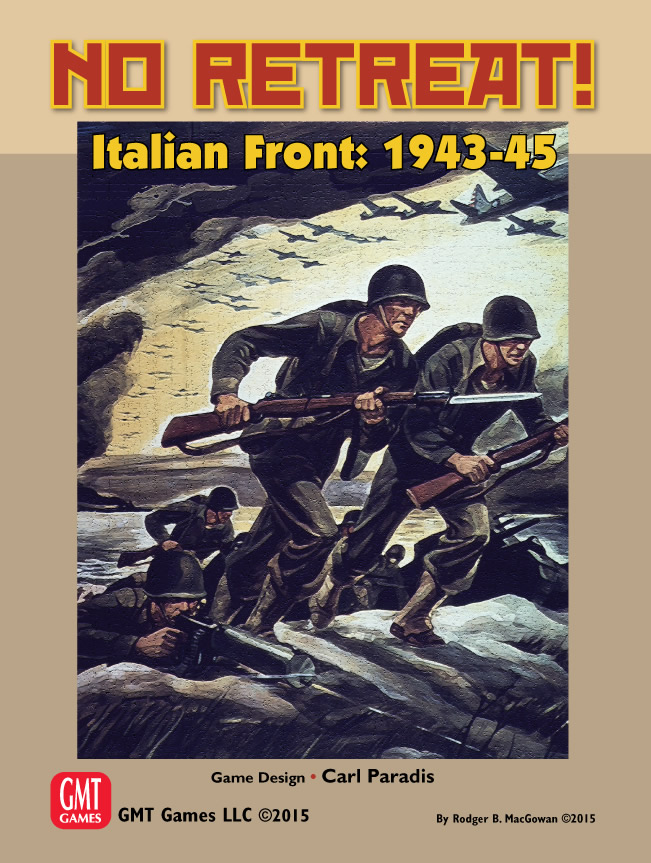 No Retreat, the Italian Front